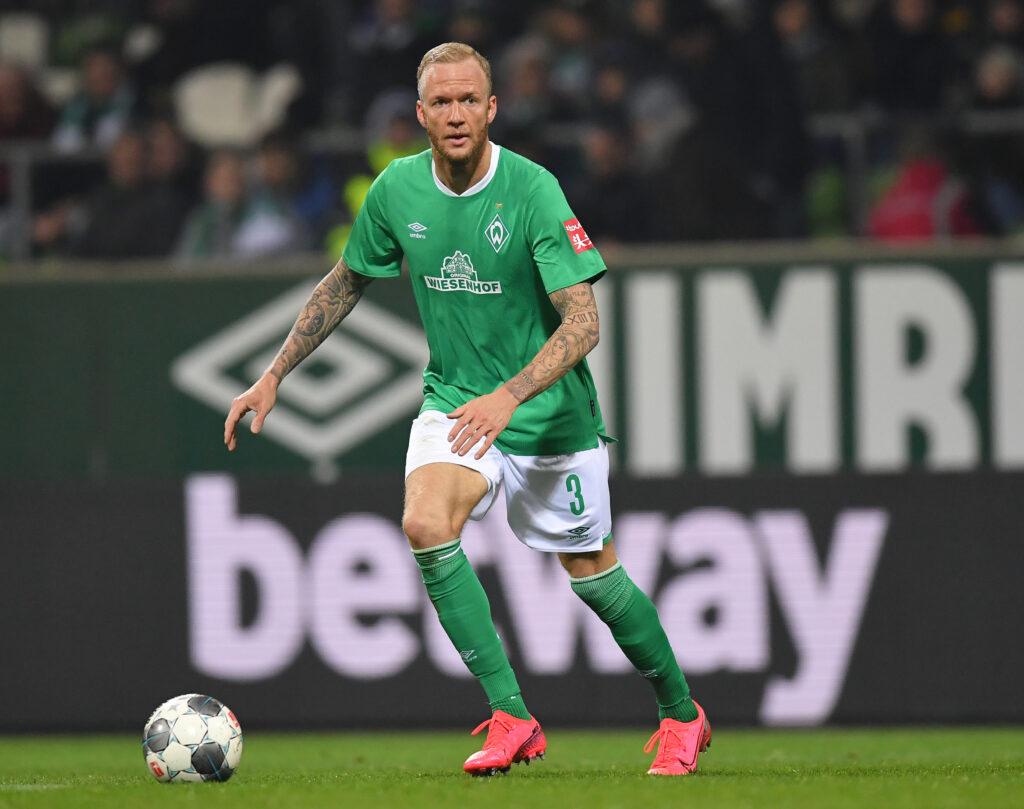 Kevin Vogt: neu bei Bremen