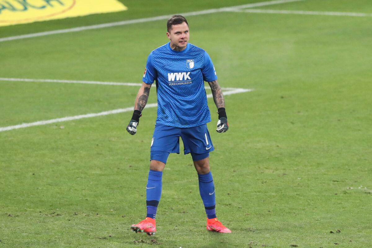 Welcher Spieler war 2020/21 am wertvollsten für den FC Augsburg?